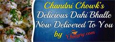 Not only it is Asia's leading market for shopping buffs but also offers an exclusive range of delicacies to people from all walks of life.  With restaurants offering services related to Food Delivery in Chandni Chowk, it has become possible for you to order your favourite as and when you feel like.
