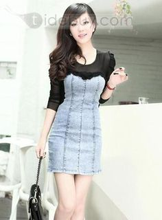Womens Cheap Day Dresses, Summer Day Dresses With Discount Price Sexy Dresses, Short Dresses, Dresses 2014, Ulzzang Fashion, Asian Fashion, Ulzzang Style, Bodycon Cocktail Dress, Bodycon Dress, Cocktail Dresses