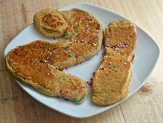Vegan Funfetti Pancakes