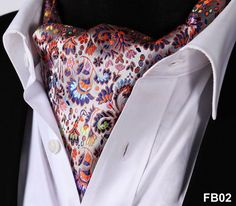 Ascot - Pablo Item Type: TiesMaterial: SilkSize: One SizeTies Type: Neck Tie