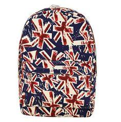 8a8700ce2f Batoh s potiskem Anglie modrá – batohy Na tento produkt se vztahuje nejen  zajímavá sleva
