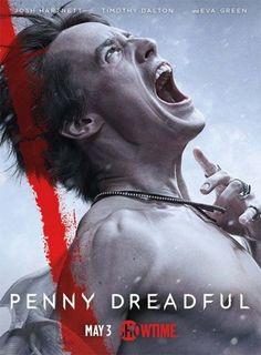 penny dreadfull 2015 | Penny Dreadful saison 2 (poster)