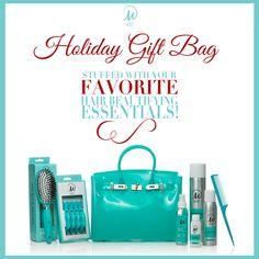 Holiday Gift Bag – Leyla Milani Hair