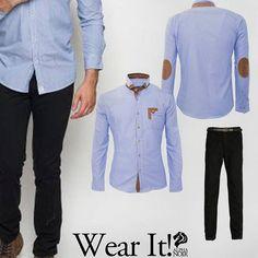 Outfit #Casual by Alpha Noir. Hazte con él a un precio increíble. Wear It! www.alphanoir.es #Moda #Rebajas #Camisa #ModaMasculina #fashion #style #estilo #look #trend #instafashion #tendencia #lookdodia #outfit #fashionista #instamoda #shopping #lookoftheday #ropa #sales #online #tienda #ofertas #compras #shoponline #tiendaonline #onsale