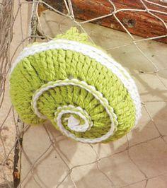 Green Coiled Seashell: Seasonal Projects: Spring & Summer: Shop | Joann.com