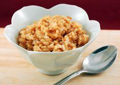 Happy Herbivore Brown Rice Breakfast
