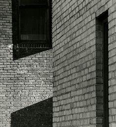 André Kertész, Untitled Architectural Study, 1951
