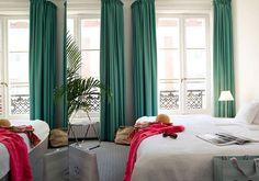 Doppelzimmer im Aussen Alster Hotel