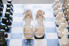Roua Mat ! #queen #king #heliotoposweddings #weddingsinsantorini #fairytale #weddingshoes #highheels #cinderella #sparklingshoes #luxuryshoes #diamonds #imerovigli #weddingplanner #nameundertheshoe #meandyouforever #weddingstyle Santorini Wedding, Luxury Shoes, Wedding Shoes, Fairytale, Wedding Planner, Cinderella, High Heels, Diamonds, Sparkle