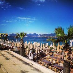 Plage du Carlton Festival de Cannes 2013 Photo by chriseganiii