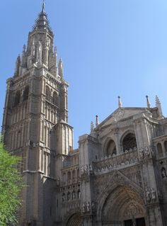 Toledo cathedral #spain #architecture