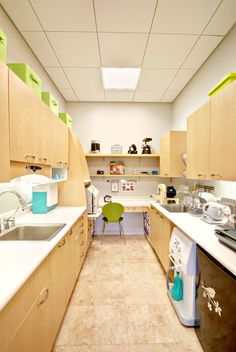 Lab in Mint Dental Studio, Bozeman, MT.