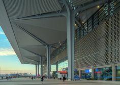 Gallery of TaiYuan South Railway Station / CSADI - 1