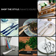 Traditional, eclectic, coastal, modern, rustic, glam and vintage! Whatever you taste is, we've got something for you! Check out our new Shop the Style departments, with our favorite picks for every look! Find yours... #ShopTheStyle