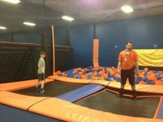 Do your Kids like to Jump? Read about Sky Zone! - Family Friendly Cincinnati