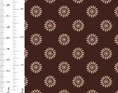 Ginger Lily Studio Sanctuary: AS0086 cw 02 Stippling, Basket Weaving, Daisy, Cotton Fabric, Delicate, African, Studio, Floral, Pattern