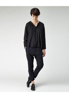 Hope / Lisa Shirt | La Garconne - $259