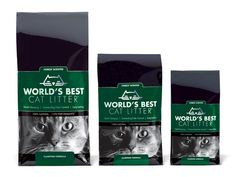 World's Best Cat Litter Forest Scent Giveaway (Ends 4/7)  5 winners, two bags EACH!