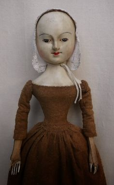 The finest museum quality reproductions and restorations of and century English wooden dolls Victorian Dolls, Antique Dolls, Vintage Dolls, Dollhouse Dolls, Miniature Dolls, Vintage Dollhouse, Dollhouse Miniatures, Ann Doll, Pandora