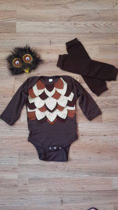 Owl Costume Halloween costume baby girl costume baby by MizThings                                                                                                                                                                                 More