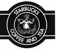 Starbucks Original Logo 1971 - found two places in Seattle.