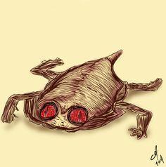3) Gerrothorax . Tiempo 45 min
