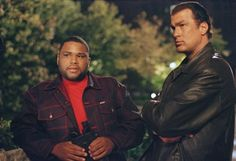 Anthony Anderson & Steven Seagal - Exit Wounds (2001)