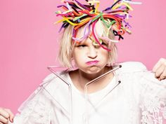Sia Furler. #Sia #SiaFurler #photo