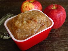 Recipe for Gluten Free, Sugar Free CrockPot Applesauce