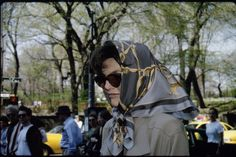 Jacqueline Bouvier Kennedy Onassis, Spring 1993 last close-up