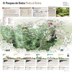paisaje libre: Parque y Palacio de Monserrate, el romanticismo exótico portugués