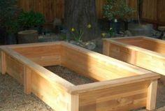 cedar garden box. Diy Vegetable Garden Planter Box : Garden.xcyyxh.com Cedar