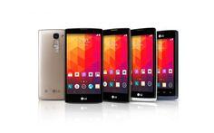 LG annuncia quattro nuovi smartphone: Magna, Spirit, Leon e Joy #lg #smartphone #mwc15