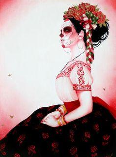 La Dama de Honor by Sylvia Ji