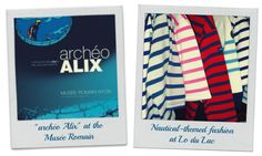 Scenes from a day out in Nyon, Switzerland, part archéo Alix poster copyright the Musée Romain, Nyon. Nautical Theme, Days Out, Austria, Switzerland, Muse, Blog, Poster, Art, Art Background
