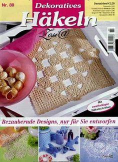 Decoratives Hakeln 89 - Shaina Nurse - Álbuns da web do Picasa