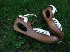 Yo Yo shoes...I wore these alllllll the time - loved them!