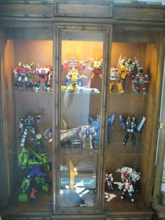 Masterpiece transformers collection