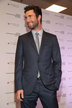 Adam Levine Photo - Launch Of Adam Levine Signature Fragrances At Macy's Century City