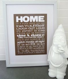 The 'Hark Home' faze of phrasing has kept YDM crowds crazed for the past year with something for every individual or any occasion. Available from the Young Designers Market.