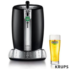 Chopeira Krups Beertender Heineken