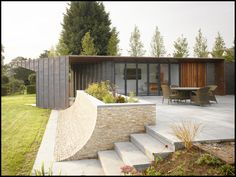 Cherrington Project by Adrian James Architects