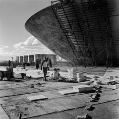 Gallery of The Construction of Brasilia, photos by Marcel Gautherot - 13