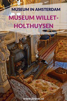 Een leuk museum in Amsterdam is het Museum Willet-Holthuysen aan de Herengracht. In dit grachtenpand zijn volledig ingerichte stijlkamers te zien. Gratis toegankelijk met je museumkaart. Meer over dit museum lees je in dit artikel. Lees je mee? #amsterdam #museumwilletholthuysen #willetholthuysen #museumkaart #museum #jtravel #jtravelblog