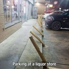 Parking In Front Of A Liquor Store - Funny Memes. The Funniest Memes worldwide for Birthdays, School, Cats, and Dank Memes - Meme Funny Images, Funny Pictures, Animal Pictures, Dankest Memes, Jokes, Memes Of The Day, Liquor Store, Morning Humor, Morning Pics