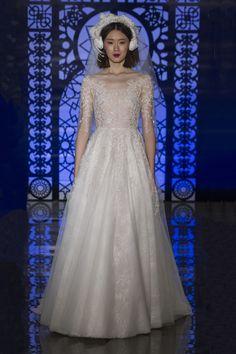 Reem Acra - Bridal Collection - Look 17 – Colette
