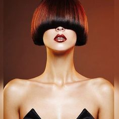 Beautiful work by @manadave #bowlcut #hair #shine #haircut #hairinspo