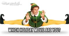 which_holiday_movie_are_you_elf