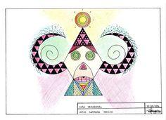 Obra : Cara Hexagonal.