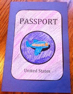"I most likely will incorporate this into my classroom to integrate North AmericanGeography and Writing. Before moving into another US region, they will have to choose a state and give information about it. This will serve as their ""stamp.""I will make sure kids understand that passports are used for travel out of the country obviously. Lol"